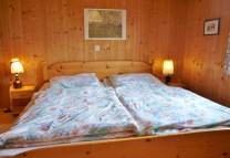 Vorschau Schlafzimmer mit Doppelbett